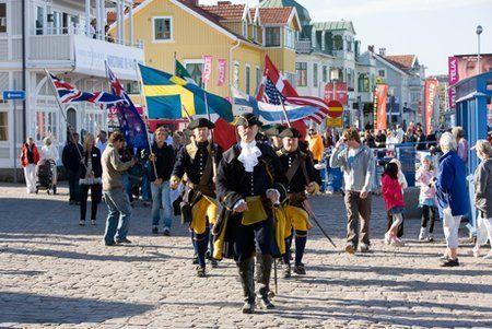 马斯特兰德岛活动 摄影:Dan Ljungsvik