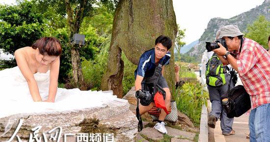桂林美丽乡村成摄影亮点