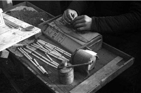 老照片:旧时桂林的各行各业