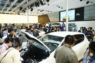 第二届广西国际汽车文化节车展攻略