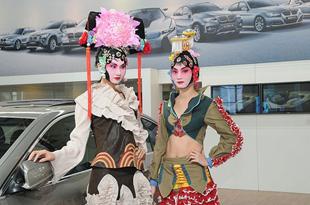 广西国际汽车文化节 好声音即将开唱