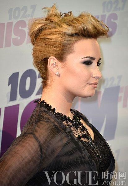 20岁代表人物:Demi Lovato