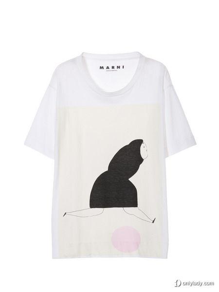 棉质运动T恤和衬衫