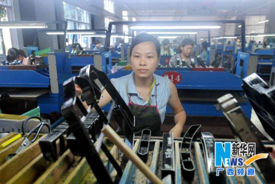 玉林:民营经济成经济稳定增长的生力军