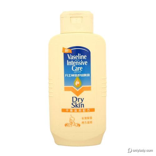 美丽经典护肤发现:凡士林油