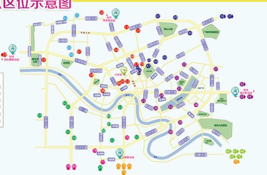 南宁正式公布72个电动自行车注册登记地点
