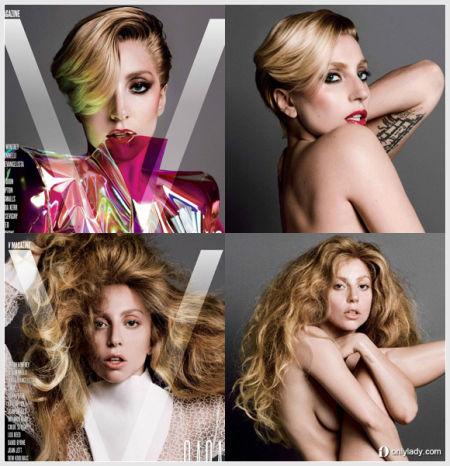 Lady Gaga新专辑造势