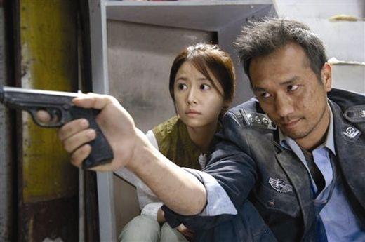 黄觉在电影《倾城》中有精彩表演。