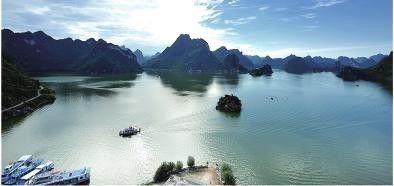 上林大龙湖