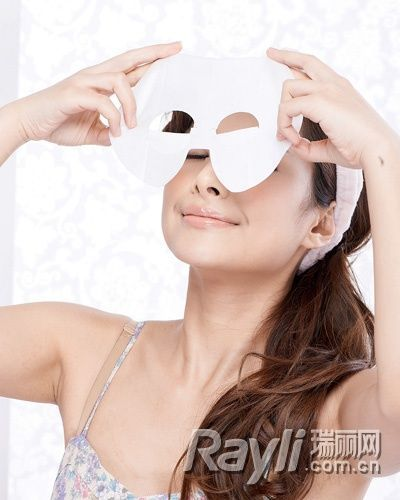 面膜是必备单品