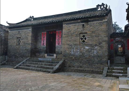大芦村——保存完好的大宅院