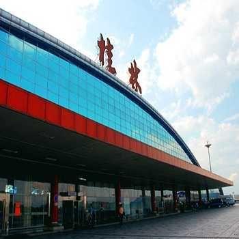 桂林两江机场(图/新浪旅游)