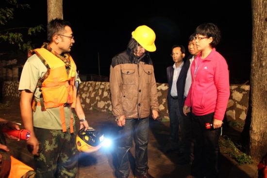 被困群众安全获救。消防供图