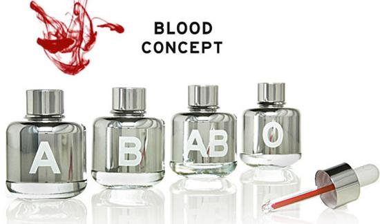 血液味道的香水