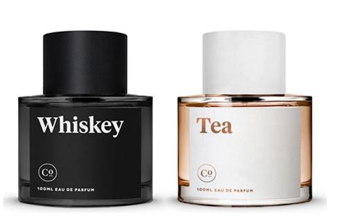 茶味酒味的香水