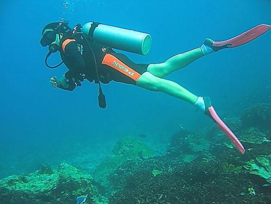 海底潜水注意事项