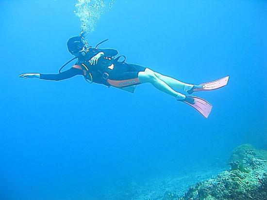 海底潜水基本技巧