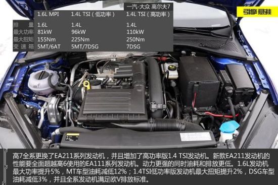 大众汽车发动机各部件图解名称