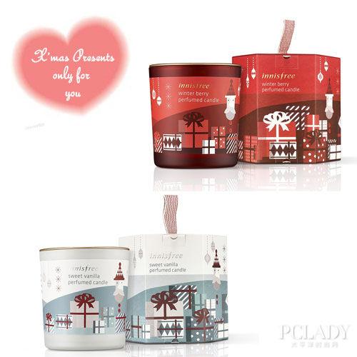 暖冬浆果香氛蜡烛(2013圣诞限量版)150g 100元