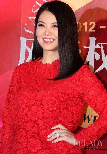 辣妈:李湘