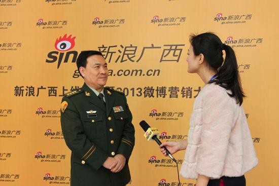 广西公安消防总队政治委员王东海