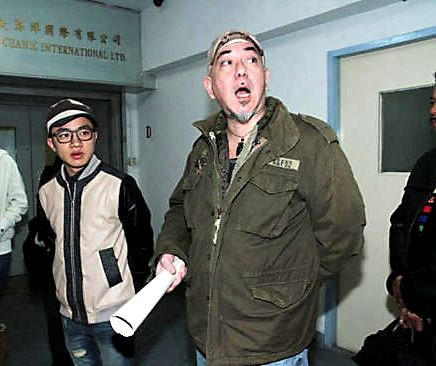 黄秋生被拒在演艺人协会门外