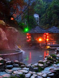 龙胜温泉 享受心灵Massage
