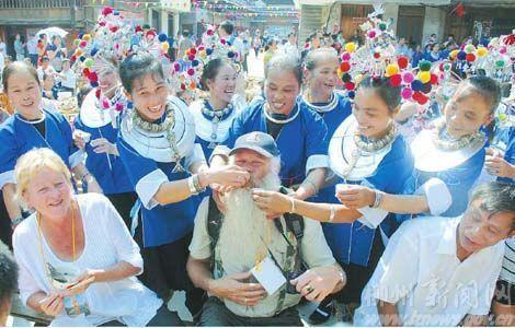 三江侗族自治县民族生态旅游 图:资料图
