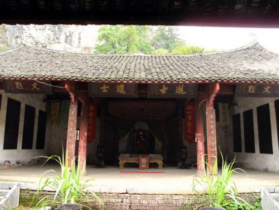 现存的建筑年代最久的是南宋时期的,其他古民居也都是明清时代的
