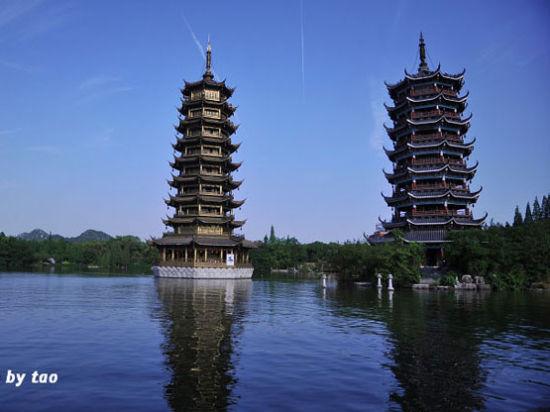 桂林山水自驾三日游行程安排和贴士