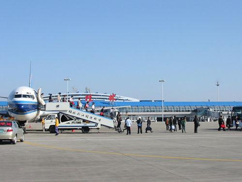桂林两江机场