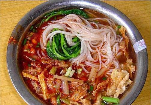 柳州旅行美食地图