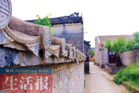 广西国字号村镇。图片来源:当代生活报