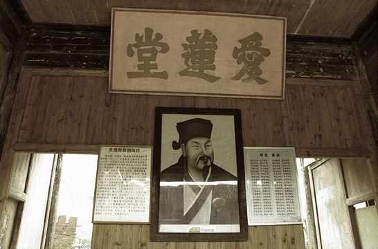 灵川县江头洲景区