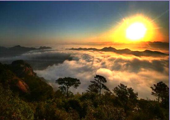 梧州市石表山 资料图