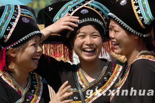 上林三月三 图:新华网