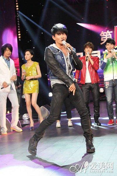 吴奇隆参加娱乐节目