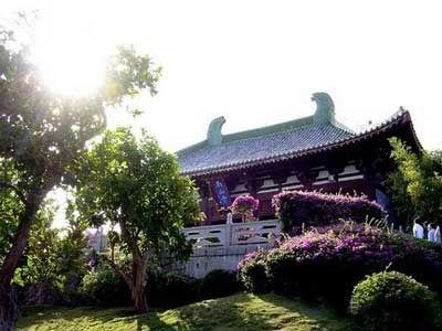 贵港——南山寺