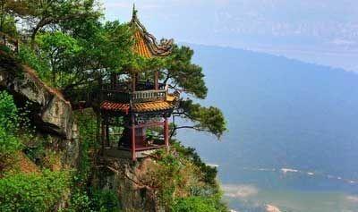桂平——西山风景名胜区