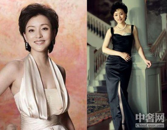 杨澜:知性女人的典范