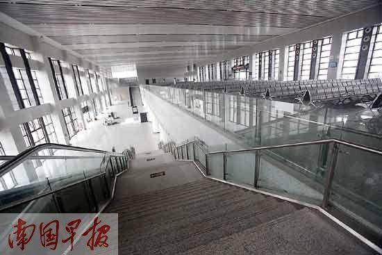 新建的贵港高铁站比较气派。