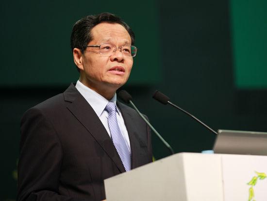 广西壮族自治区主席陈武