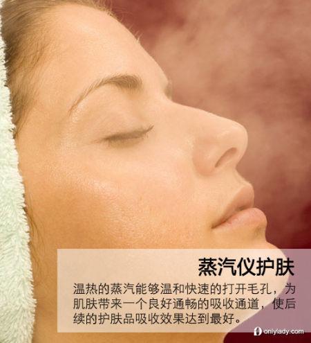 蒸汽仪护肤