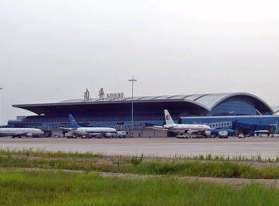 吴圩机场 资料图