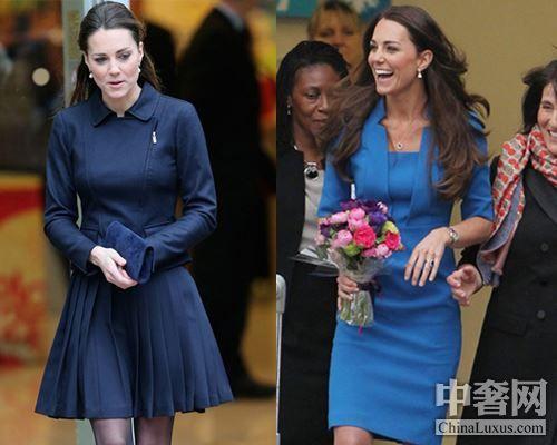 英国王妃:一切从简的凯特
