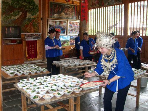 三江旅行之美食攻略