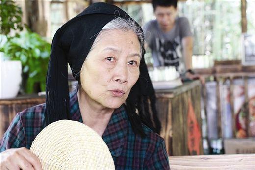吕中经常出演母亲的角色