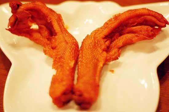 美味的螺蛳鸭脚 资料图