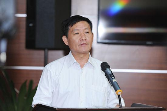 广西日报传媒集团党委书记李启瑞发表讲话