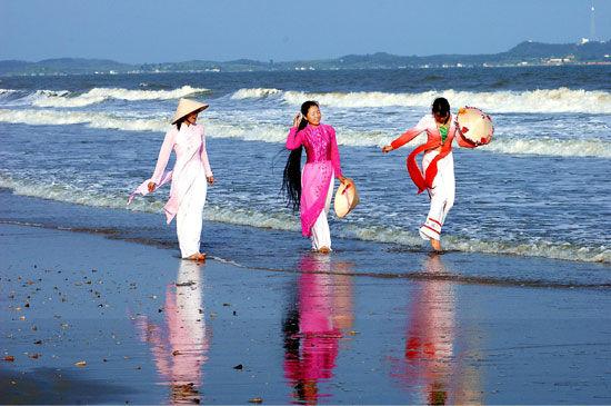 京岛风景名胜区 图片来源:广西旅游局